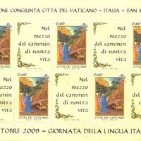 Miniature Sheet - Vatican City - 2009