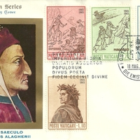 First Day Cover - Vatican City - 1965 - Stampa Filatelica