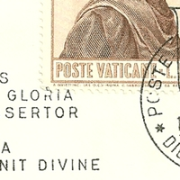 Cancellation - Vatican City - 1965 May 18