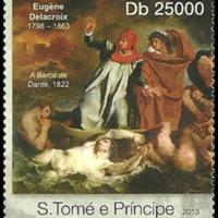 Postage Stamp - São Tomé and Príncipe - 2013