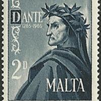 Postage Stamp - Malta - 1965