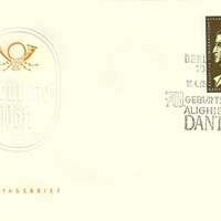 First Day Cover - German Democratic Republic (East Germany) - 1965 - Deutsche Post