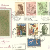 First Day Cover - Vatican City - 1965 - KimCover