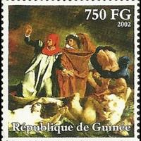 Postage Stamp - Guinea - 2002