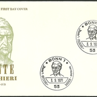 First Day Cover - Germany - 1971 - Unknown Designer