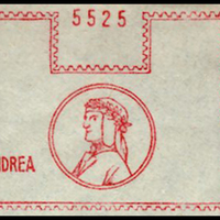 Meter Stamp - Italy - 1934 - Giacomo Costa fu Andrea