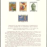 Bulletin - Italy - 1965 - Ministero delle Poste e delle Telecomunicazioni