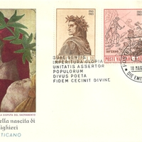 First Day Cover - Vatican City - 1965 - Tre Stelle
