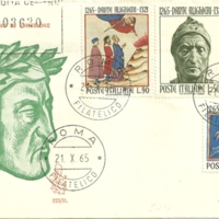 First Day Cover - Italy - 1965 - Venetia