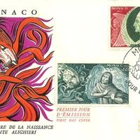 First Day Cover - Monaco - 1966 - Philatélie Péchitch