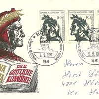 First Day Cover - Germany - 1971 - E-B-Verlag Erich Braun