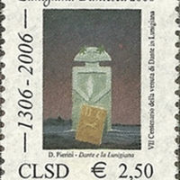 Cinderella Stamp - Centro lunigianese di studi dantesche