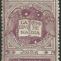 Postage Stamp - Italy - 1921