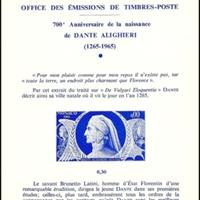 Brochure - Monaco - 1966 - Office des Émissions de Timbres-Poste