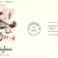 First Day Cover - United States - 1965 - Marg