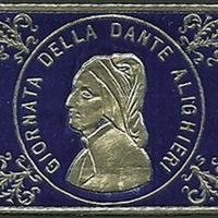 Poster Stamp - Giornata della Dante Alighieri
