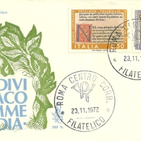 First Day Cover - Italy - 1972 - Venetia