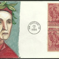 First Day Cover - United States - 1965 - Unknown Designer