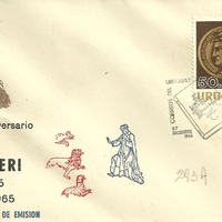 First Day Cover - Uruguay - 1966 - C.F.M.
