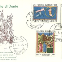 First Day Cover - Italy - 1965 - Sole