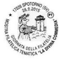 Cancellation - Italy (Spotorno) - 2015 September 26