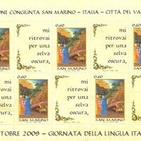 Miniature Sheet - San Marino - 2009