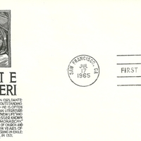 First Day Cover - United States - 1965 - Anderson