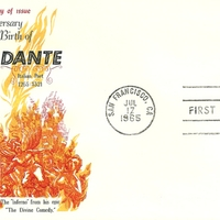First Day Cover - United States - 1965 - Cover Craft Cachets