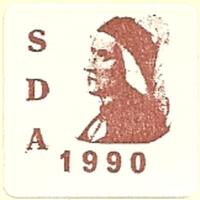 Poster Stamp - Società Dante Alighieri