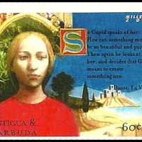 Postage Stamp - Antigua and Barbuda - 2000