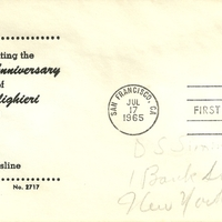 First Day Cover - United States - 1965 - Reid