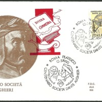 First Day Cover - Italy - 1990 - ALA