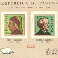 Miniature Sheet - Panama - 1966
