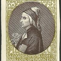 Poster Stamp - Opera nazionale pro orfani infanti