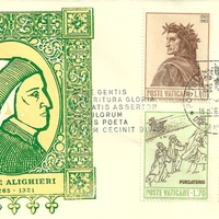 First Day Cover - Vatican City - 1965 - Re.Ru.