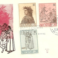 First Day Cover - Vatican City - 1965 - ALA