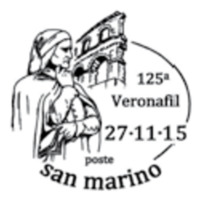 Cancellation - San Marino - 2015 November 27