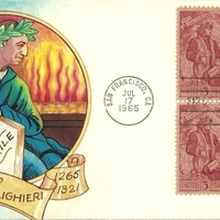 First Day Cover - United States - 1965 - Dyer