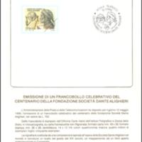 Bulletin - Italy - 1990 - Amministrazione delle Poste e delle Telecomunicazioni
