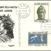 First Day Cover - Italy - 1965 - Universal Editrice