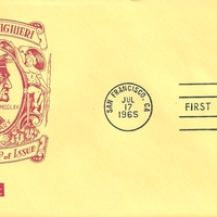 First Day Cover - United States - 1965 - Kolor Kover