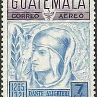 Postage Stamp - Guatemala - 1969