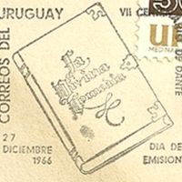 Cancellation - Uruguay - 1966 December 27