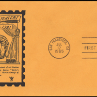 First Day Cover - United States - 1965 - Lone Star Cachet