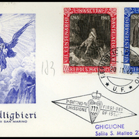 First Day Cover - San Marino - 1965