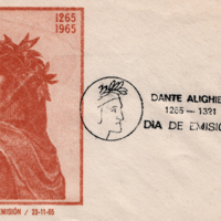 First Day Cover - Mexico - 1965 - Raphael